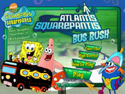 Spongebob Bus Rush