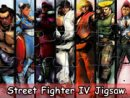 Street Fighter IV Jigsaw