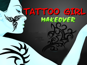 Tattoo Girl Makeover