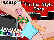 Tattoo Style Shop