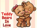 Teddy Bears In Love