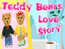Teddy Bears Love Story
