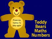 Teddy Bears - Maths Numbers