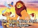 The Lion King Sort My Jigsaw