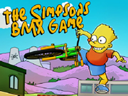 The Simpsons BMX Game