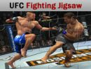 UFC Fighting Jigsaw