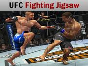 UFC Fighting Jigsaw