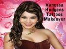 Vanessa Hudgens Tattoos Makeover
