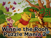Winnie the Pooh Puzzle Mania 2