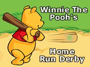 Winnie The Pooh's Home Run Derby