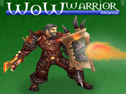 World of Warcraft Warrior Alliance