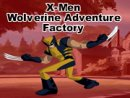 X-Men Wolverine Adventure Factory