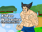 X-Men Wolverine Customization