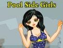 Y8 - Pool Side Girls Game