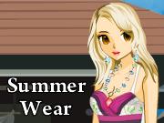 Y8 - Summer Wear Game