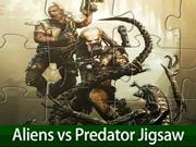 Aliens vs Predator Jigsaw