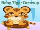 Baby Tiger Dressup
