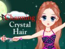 Charming Crystal Hair