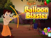 Chota Bheem - Balloon Blaster