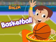 Chota Bheem Basketball