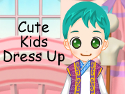 Cute Kids Dress Up