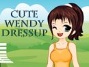 Cute Wendy Dressup