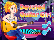 Devoted Guitar Girl