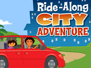 Doras Ride-Along City Adventure