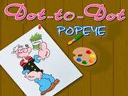 Dot to Dot Popeye