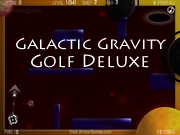 Galactic Gravity Golf Deluxe