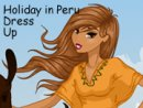 Holiday in Peru Dress Up