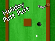 Holiday Putt Putt