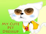 My Cute Pet Dressup