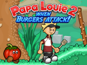 papa louie when the burgers attack