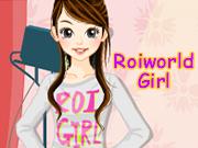 Roiworld Girl
