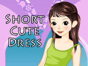 Short Cute Dress