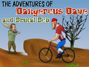 The Adventures of Dangerous Dave and Brutal Bob