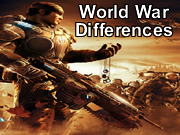 World War Differences