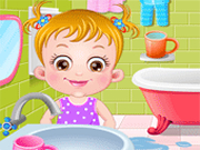 Baby Hazel Bed Time Games