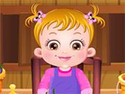 Baby Hazel Gardening Time Games