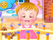 Baby Hazel Skin Care Games