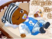 New Crib for Aliyah Games