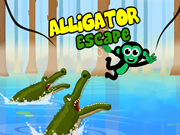 ALLIGATOR ESCAPE