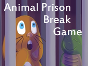 Animal Prison Break Game