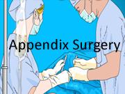 Appendix Surgery