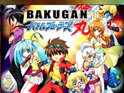 Bakugan Puzzle 3 Game