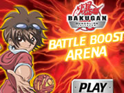 Battle Boost Arena Game