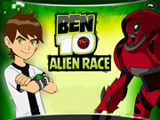 Ben 10 vs. Alien Race