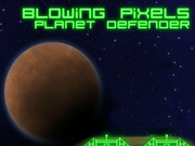 Blowing Pixels Planet Defender