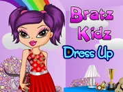 Bratz Kidz Dress Up Game